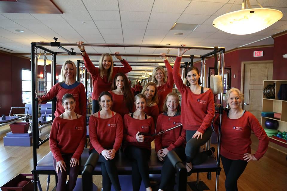 Pilates Studio Staff