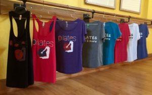 pilates activewear tops