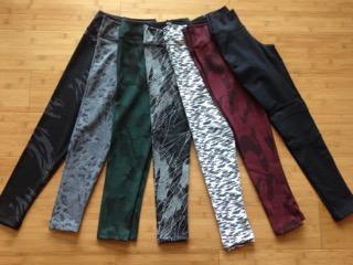 pilates activewear pants