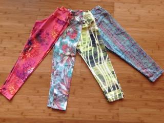 pilates activewear yoga pants